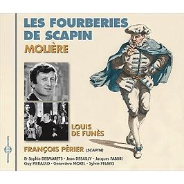 Les fourberies de Scapin (avec Claude Rich et Louis de Funès)
