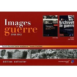 Images de guerre : 1940-1945 : toute la Seconde Guerre mondiale en 7 heures d'archives