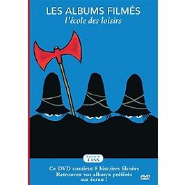 Les albums filmés : Les trois brigands et autres histoires