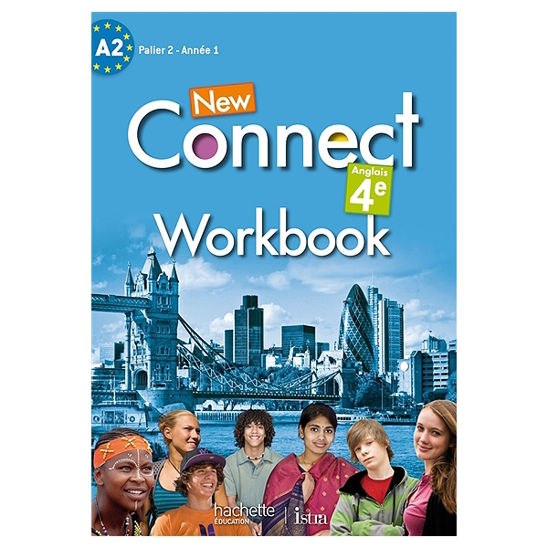 New Connect Anglais 4e A2 Palier 2 Annee 1 Workbook