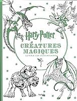 Harry Potter Le Livre De Coloriage Espace Culturel Eleclerc