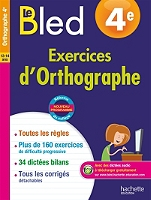 le-bled-exercices-dorthographe-4e-13-14-ans