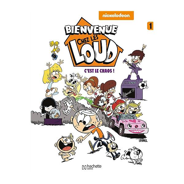 Bienvenue Chez Les Loud