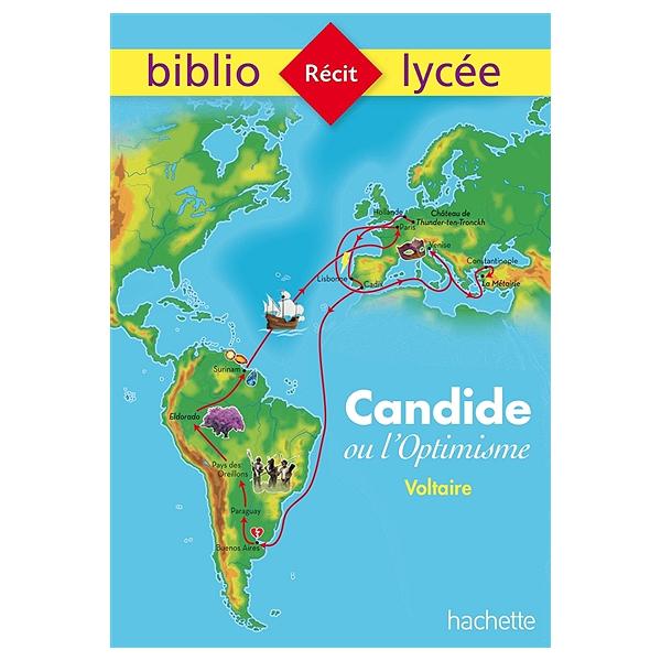 Candide Ou Loptimisme Voltaire 9782013949590 Espace Culturel