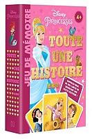 Princesses Toute Une Histoire Jeu De Mémoire Toute Une