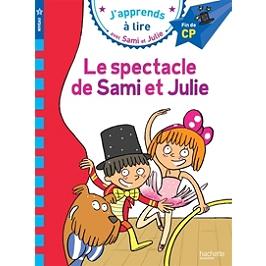 Le spectacle de Sami et Julie : niveau 3, fin de CP