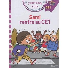 Sami rentre au CE1 : niveau CE1