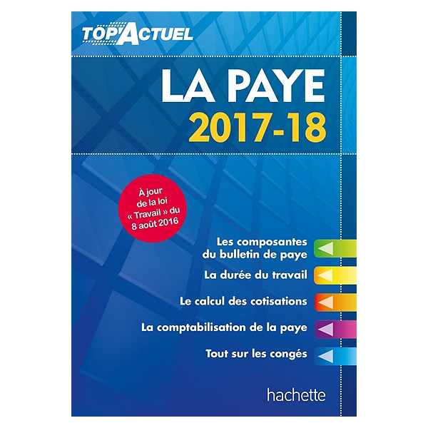 La paye   2018-19 - Sabine Lestrade - 9782017014898 - Espace ... bbf10f4f7d97