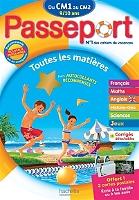Passeport du CM1 au CM2, 9-10 ans : toutes les matières : nouveaux programmes de Claire Barthomeuf - Broché