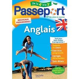 Passeport anglais, de la 4e à la 3e : nouveaux programmes