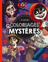 Coco Coloriages Mysteres Coloriages Mysteres Disney Pixar