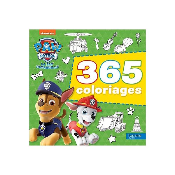 Coloriage Pat Patrouille Maternelle.La Pat Patrouille 365 Coloriages