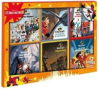 Les Indestructibles 1 Et 2 12 Livres Histoires Coloriages