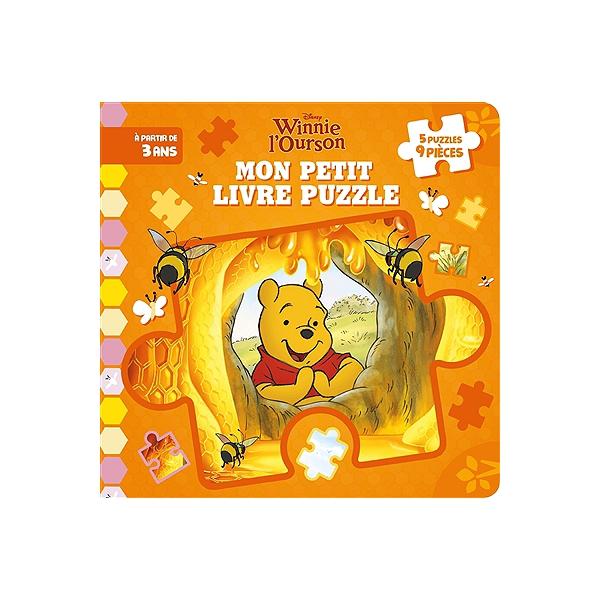 Winnie L Ourson Mon Petit Livre Puzzle