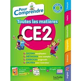 Pour comprendre toutes les matières CE2 : nouveaux programmes