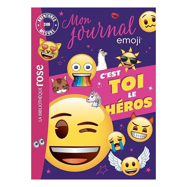 Mon Journal Emoji C Est Toi Le Heros