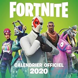 Fortnite : calendrier officiel 2020