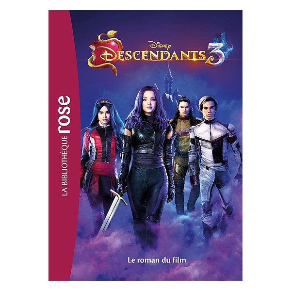 Descendants 3 Le Roman Du Film