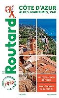 Côte d'Azur : Alpes-Maritimes, Var : 2020 de Philippe Gloaguen - Broché