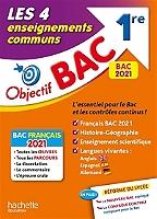 les-4-enseignements-communs-1re-bac-2021