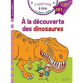 A la découverte des dinosaures : CE1