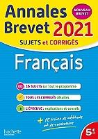 francais-annales-brevet-2021-sujets-et-corriges-nouveau-brevet