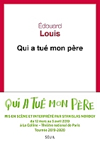 Qui a tué mon père de Édouard Louis - Broché