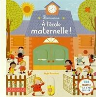 Bienvenue En Maternelle Avec Les Monsieur Madame Grande Section 5 6