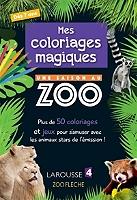 Coloriage Magique Animaux Zoo.Coloriages Et Jeux D Observation Une Saison Au Zoo Plus De 60