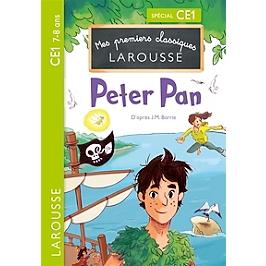 Peter Pan : spécial CE1