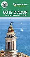 Côte d'Azur : Var, Alpes-Maritimes, Monaco de Manufacture française des pneumatiques Michelin - Broché
