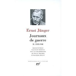 Journaux de guerre   Volume 2, 1939-1948