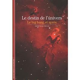 Le destin de l'univers : le big bang, et après