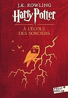 Harry Potter de J.K. Rowling - Broché