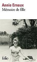 Mémoire de fille de Annie Ernaux - Broché