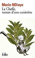 La Cheffe, roman d'une cuisinière de Marie Ndiaye - Broché