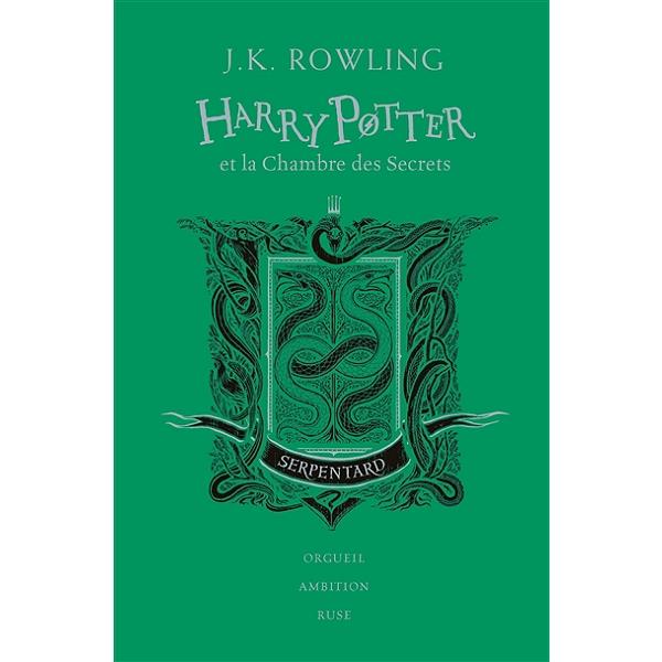 Harry Potter Volume 2 Harry Potter Et La Chambre Des Secrets