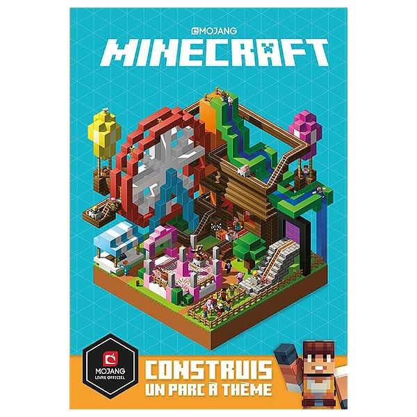 Minecraft Construis Un Parc A Theme