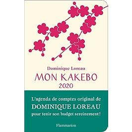 Mon kakebo 2020 : agenda de comptes pour tenir son budget sereinement