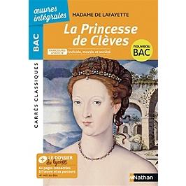 La princesse de Clèves : nouveau bac