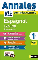 espagnol-lva-lvb-1re-toutes-series-controle-continu-nouveau-bac