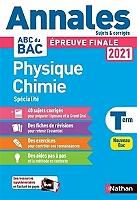 physique-chimie-specialite-terminale-epreuve-finale-2021-nouveau-bac