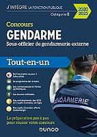 gendarme-concours-sous-officier-de-gendarmerie-externe-categorie-b-tout-en-un-2020-2021