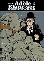 adele blanc sec coffret en 2 volumes tome 3 le savant fou tome 4 momies en folie