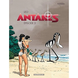 Antares : Les Mondes d'Aldebaran cycle 3 (3) : Episode 3
