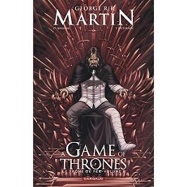 A game of thrones : le trône de fer