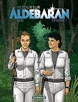 Retour sur Aldébaran de Léo - Cartonné