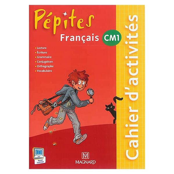 Francais Cm1 Cahier D Activites