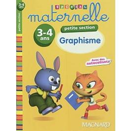 Graphisme petite section, 3-4 ans