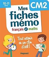 mes-fiches-memo-francais-et-maths-cm2-10-11-ans